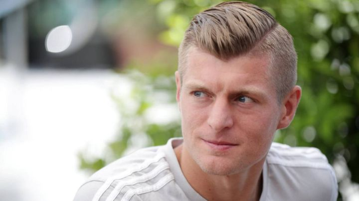 Kroos: my objective is to win a fifth Champions League