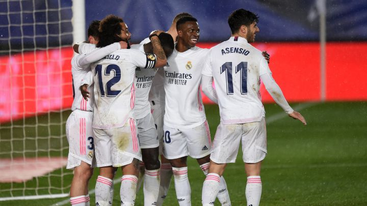 Real Madrid player ratings as Getafe easily beaten in LaLiga
