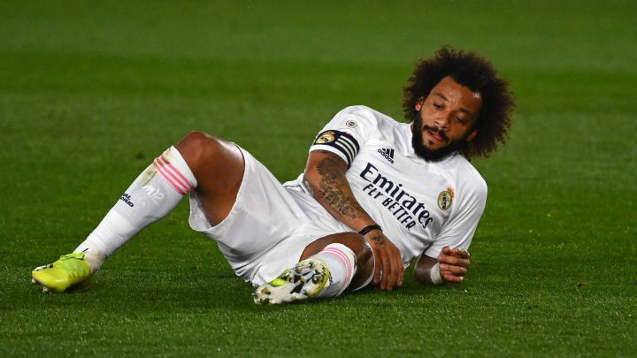 Real Madrid: Marcelo, the latest setback for Zidane