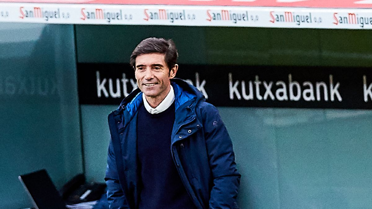 """Marcelino: """"We can't spend a minute in Valencia"""""""