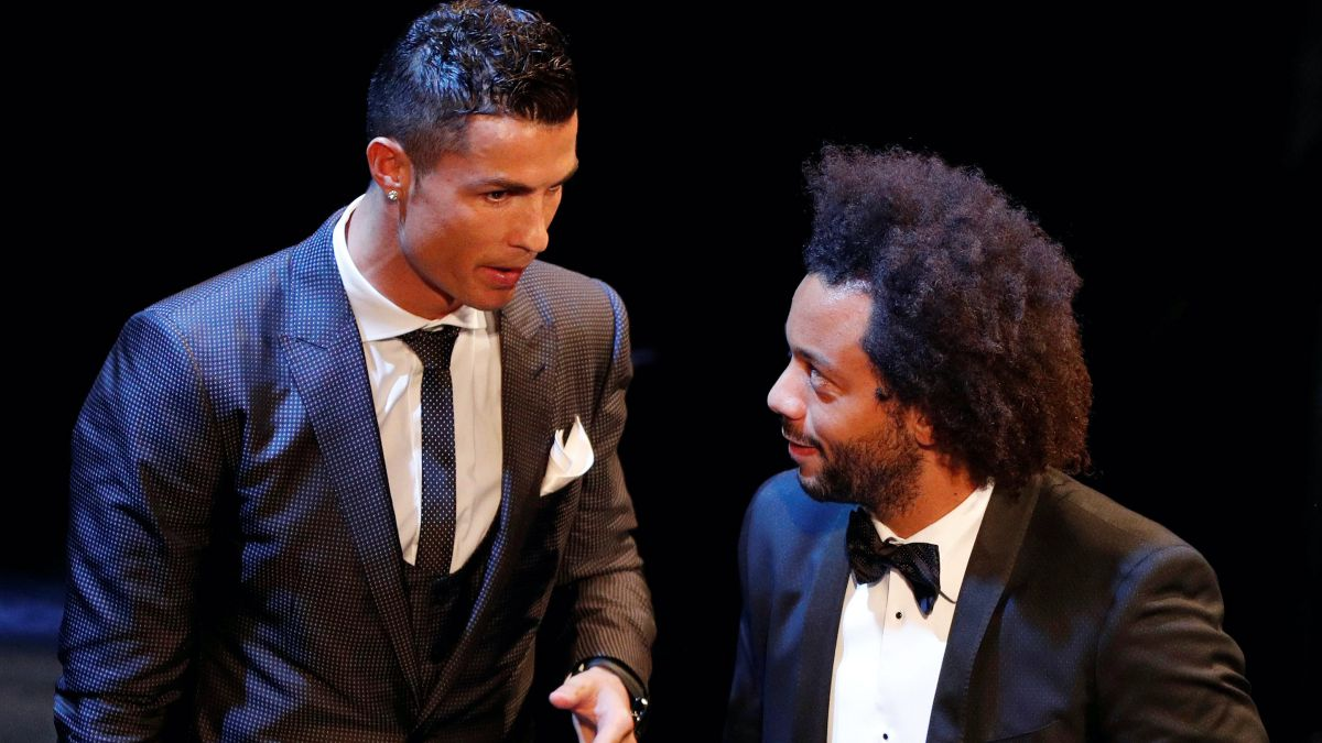 Cristiano Ronaldo urges Juventus to sign Marcelo this summer