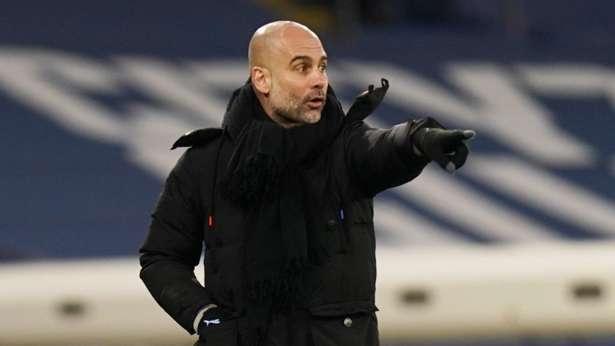"Guardiola answers ""to the people who laughed"" at him"