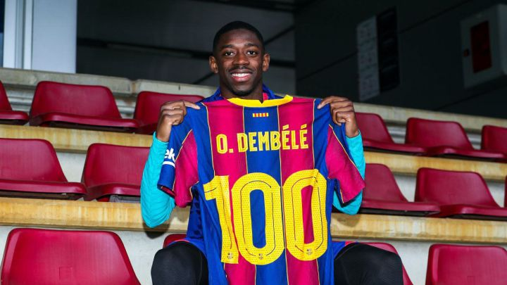 Dembélé bonuses continue to mount up for Barcelona