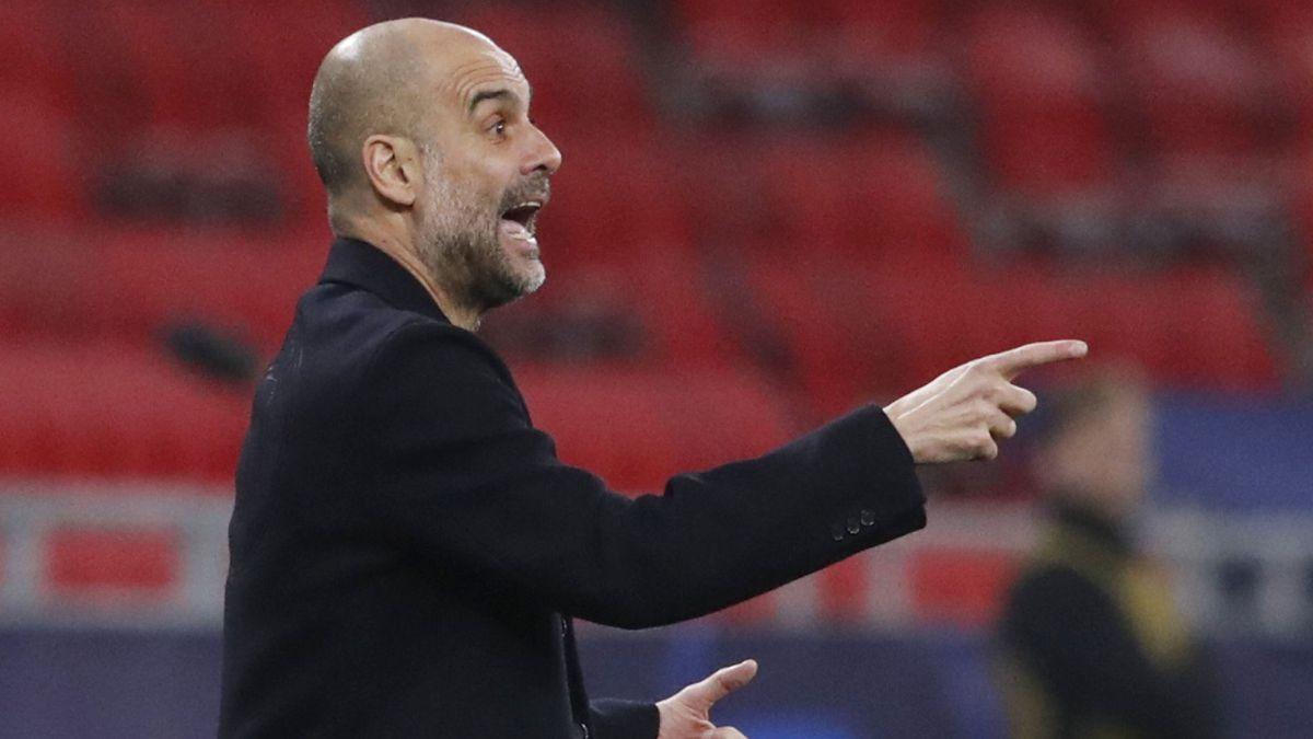 """Guardiola, irónico: """"¿La racha? Tenemos mucho dinero para comprar jugadores"""""""