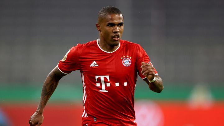 "Douglas se harta del Bayern: ""Quiero volver a Italia"""