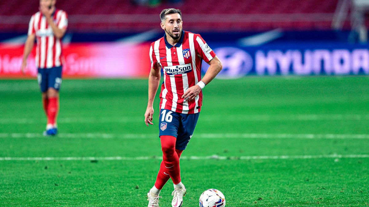 Atlético recovers Héctor Herrera after overcoming COVID-19