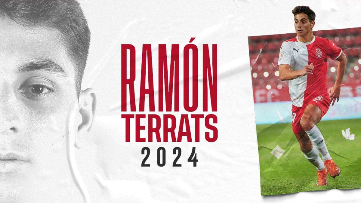 """Terrats firma hasta 2024: """"Esta oportunidad la tienen pocos"""""""