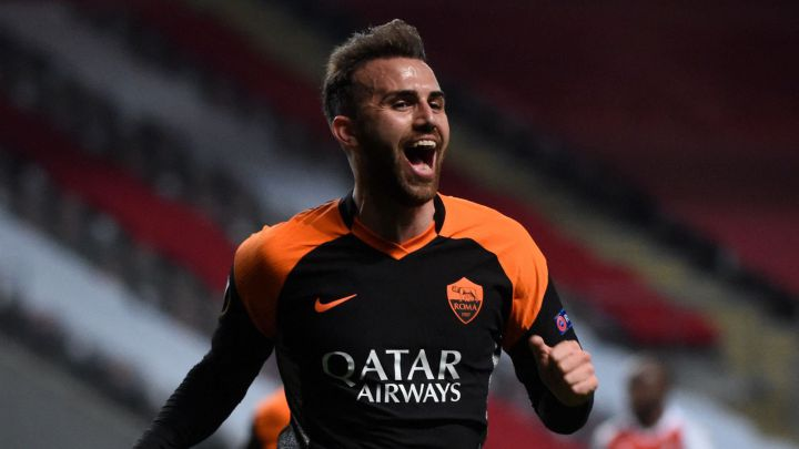 Borja Mayoral proving Zidane's point during Roma loan