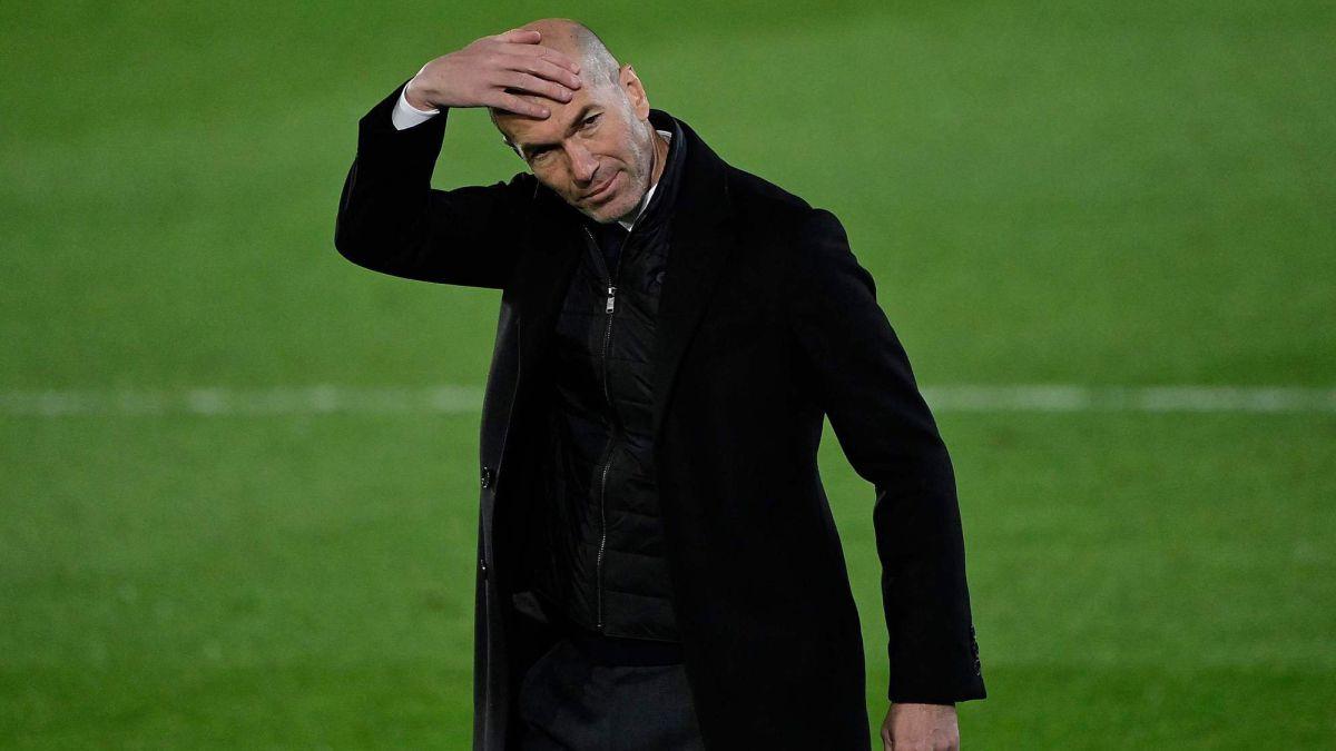 """Zidane: """"Puede ser que nos perjudicara el cambio de sistema"""""""