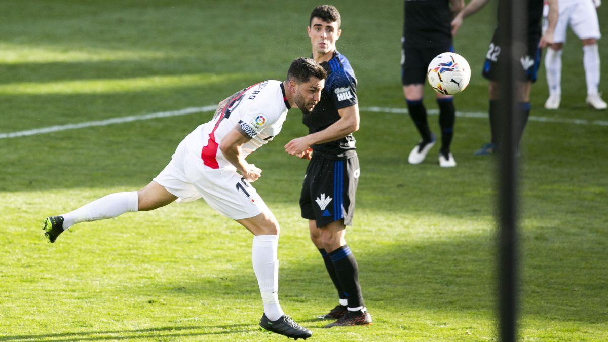 Guerrero ratifica con gol su titularidad en la delantera