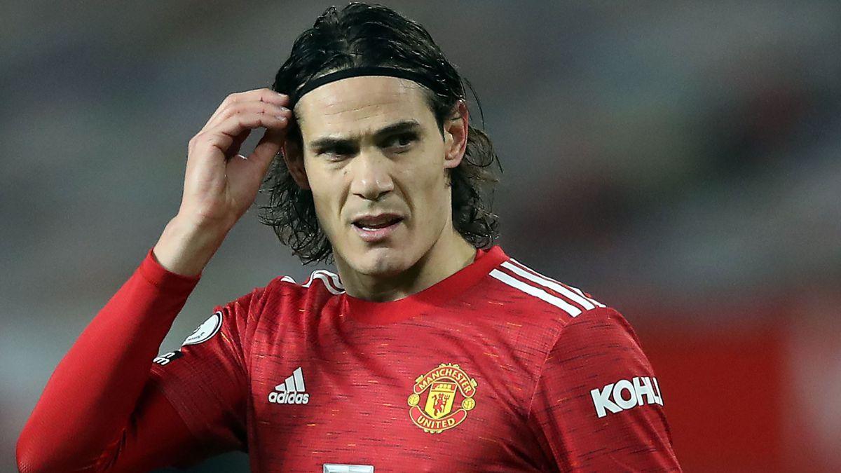 """""""El United se hizo con Cavani en el momento equivocado"""""""