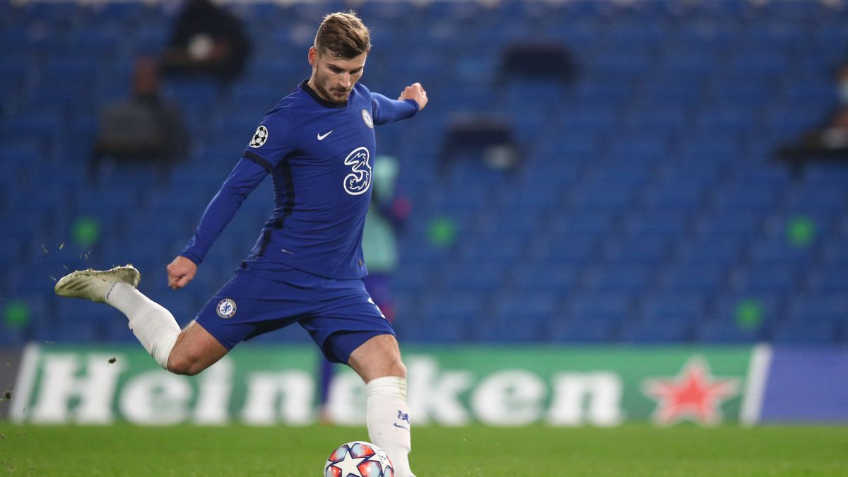 Werner y Ziyech, titulares en el Chelsea; Thiago, en el Liverpool