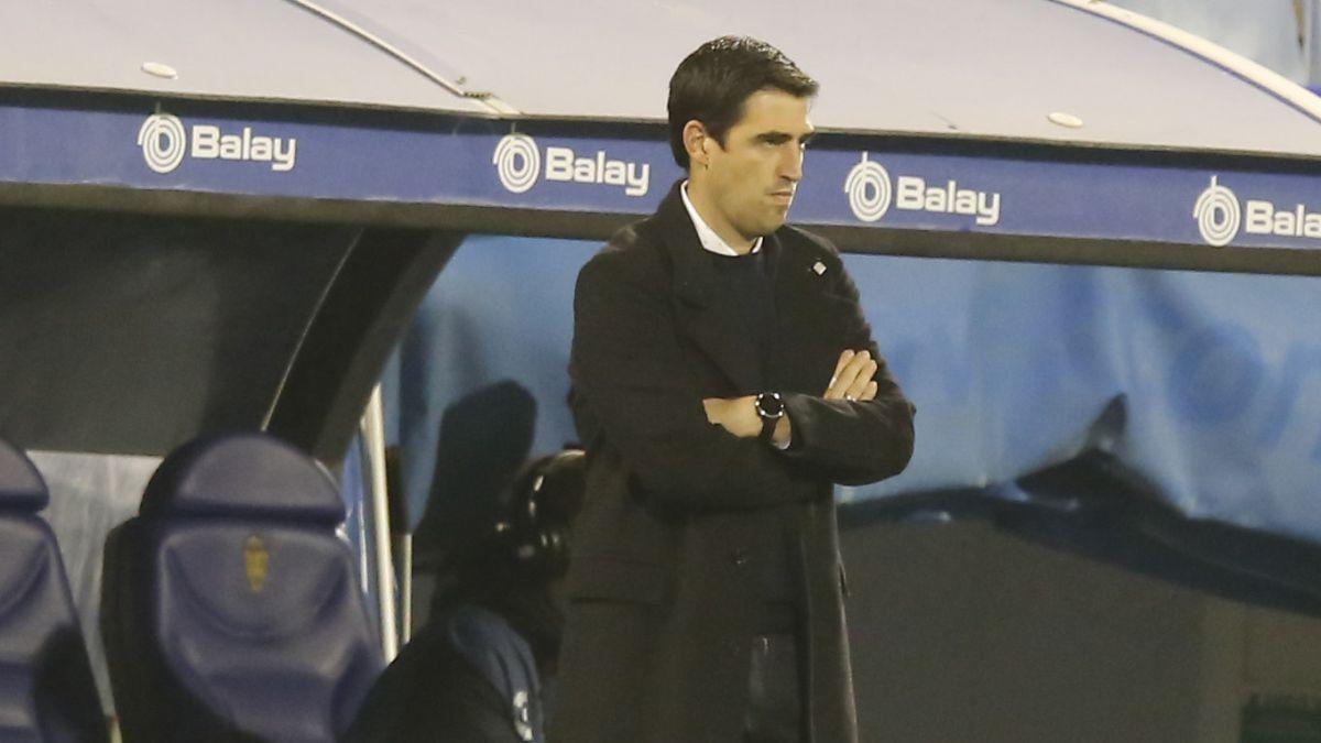 """Iraola: """"Es importante dejar la portería a cero, nos penaliza"""""""