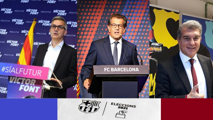 Barcelona seek a new president to lead them into a new era