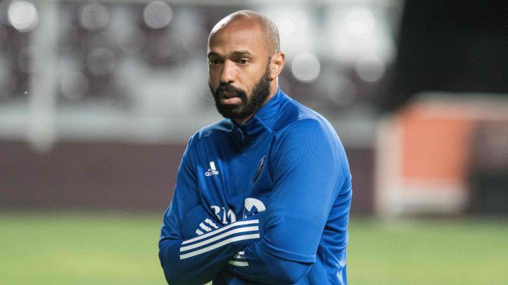 Henry sueña con entrenar al Barça