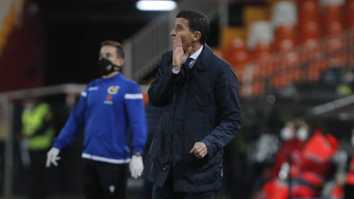 Así levantó Gracia la moral del Valencia tras la debacle en Getafe