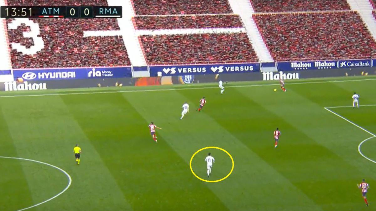 El desastre de Asensio en el gol del Atleti: en él empezó todo