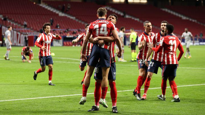 Atlético de Madrid 2-1 Athletic Club: resumen, resultado y goles   LaLiga Santander - AS.com