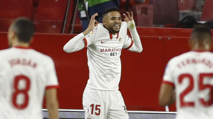 Sevilla 1 - Betis 0: resumen, resultado y goles. Derbi sevillano de LaLiga  Santander - AS.com
