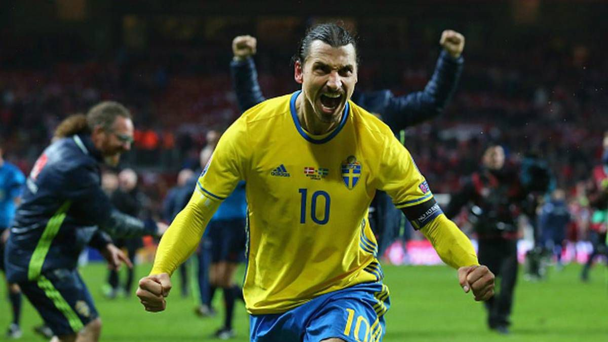Sweden summons Ibrahimovic after five years of absence