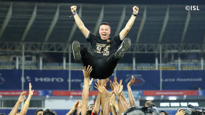 sergio lobera isl mumbai city fc goa india