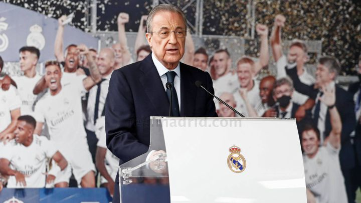 €124m needed to challenge Pérez for Madrid presidency