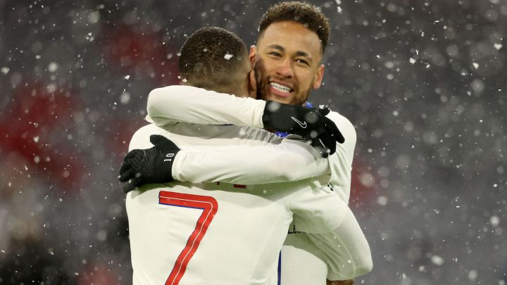 "Neymar: ""I owe a large part of my happiness at PSG to Mbappé"""