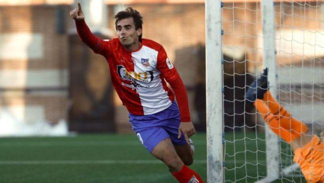 Esnaider Navalcarnero Segunda B Copa del Rey