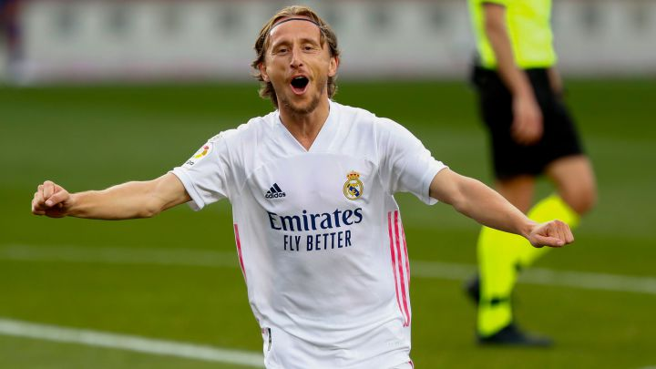 Modric agrees new deal with Real Madrid
