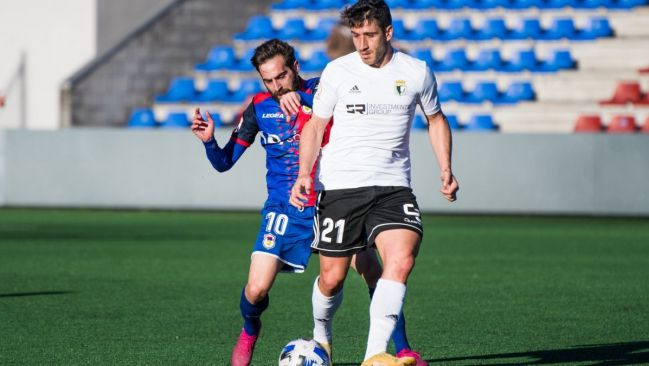 Saúl Berjón Burgos CF Segunda B Michu ascenso