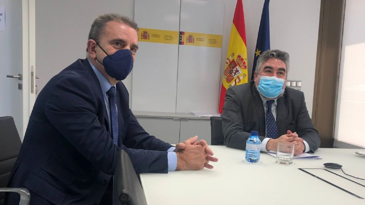 The Government of Spain does not support the Super League