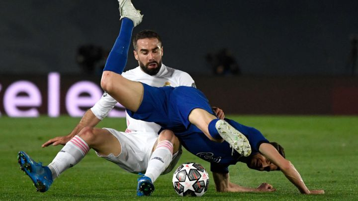 Carvajal ruled out for rest of season