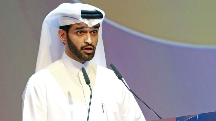 "Al Thawadi: ""The Arab Cup is a final rehearsal for the World Cup."""