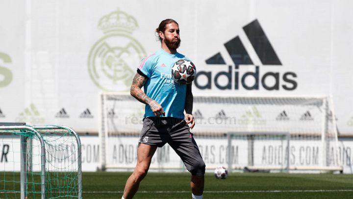 Ramos y Mendy alivian a Zidane; preocupa Varane