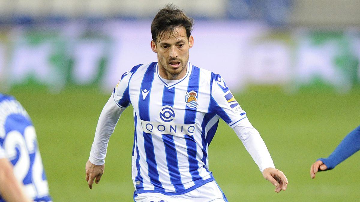 Silva, novedad en la Real