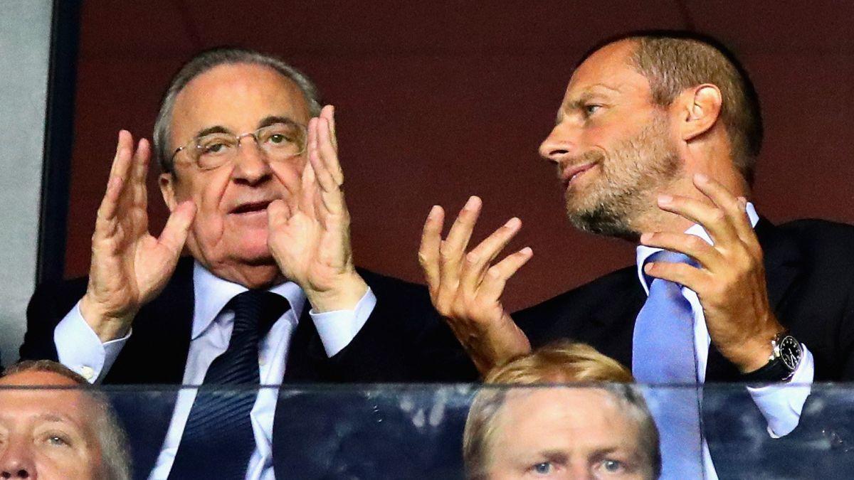 El conflicto de la Superliga llega al Tribunal de la Unión Europea