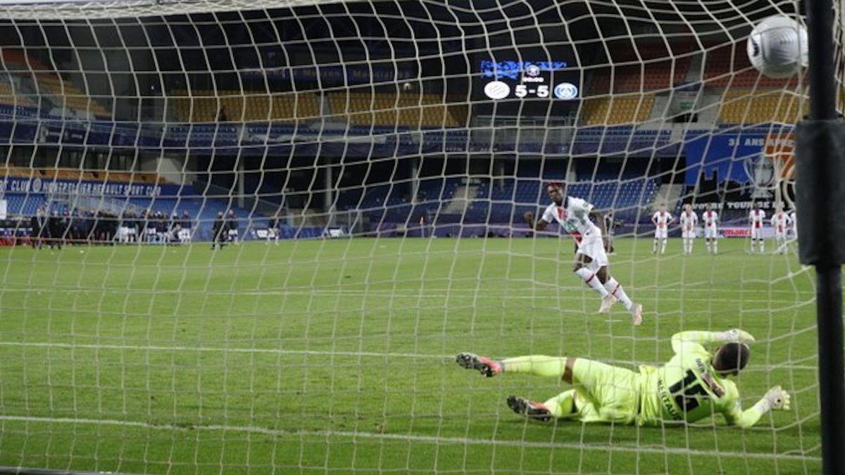 El PSG, con suspense a la final de Copa