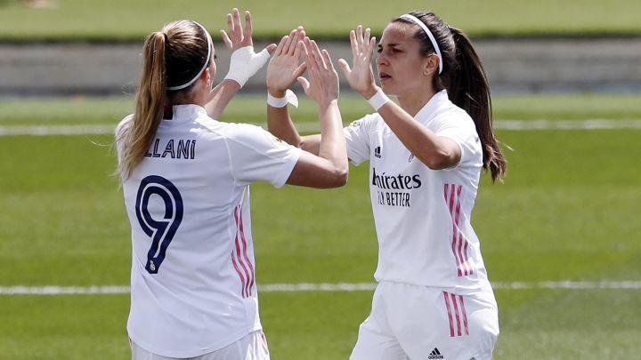 Athletic 1-3 Real Madrid: La segunda posición sigue siendo territorio  madridista - AS.com