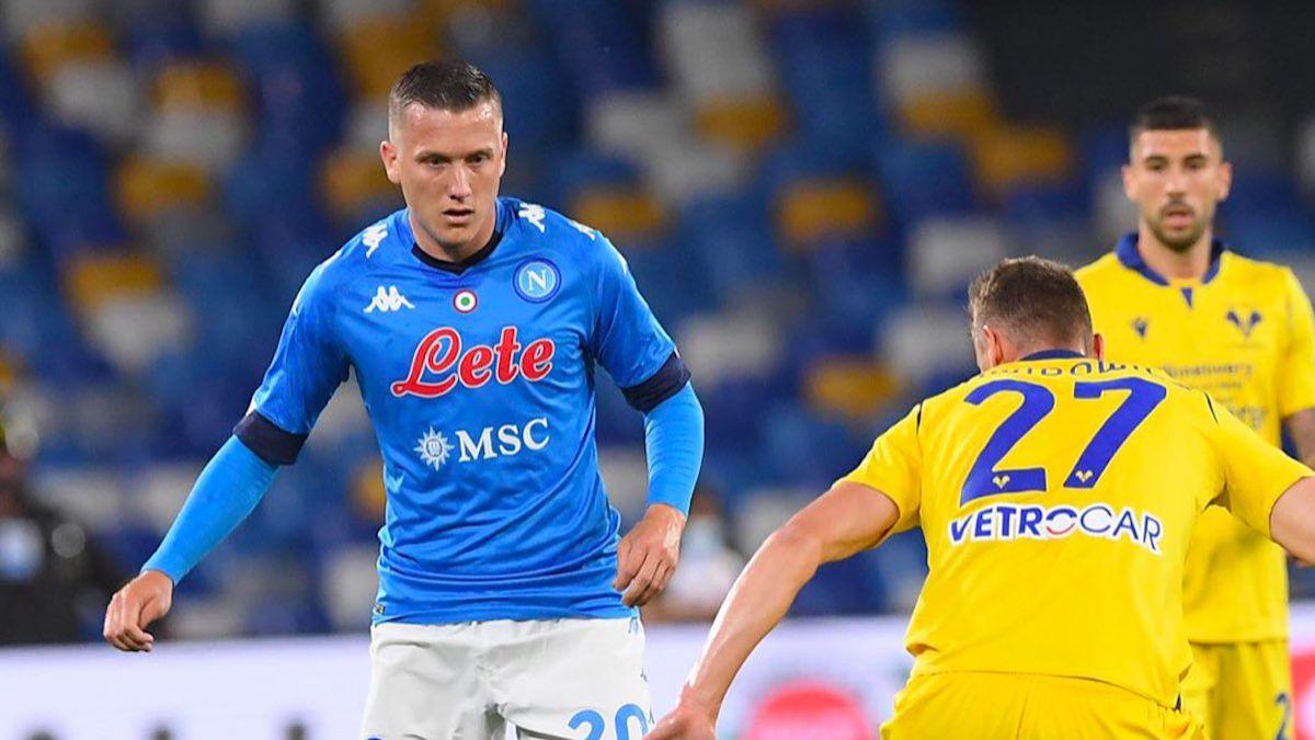 El Nápoles pincha ante el Verona (1-1) y no jugará la Champions