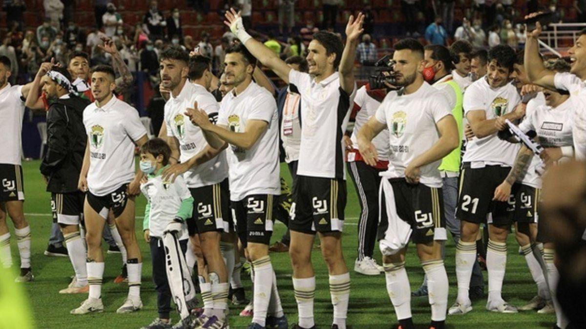Burgos, Ibiza, Amorebieta y Real Sociedad B ascienden a segunda