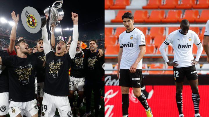 Anclados en Sevilla, dos años de la Copa del Rey