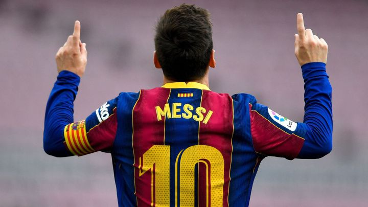 Messi offered 10-year deal by Barcelona - AS.com
