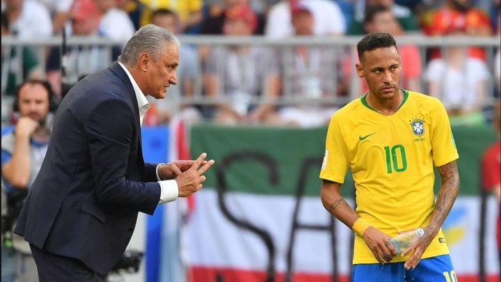 Escándalo en Brasil: Tite podría renunciar a la selección - AS.com