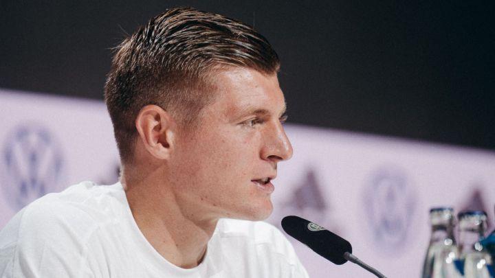 """Kroos: """"Espero que Ramos siga muchos años más"""""""