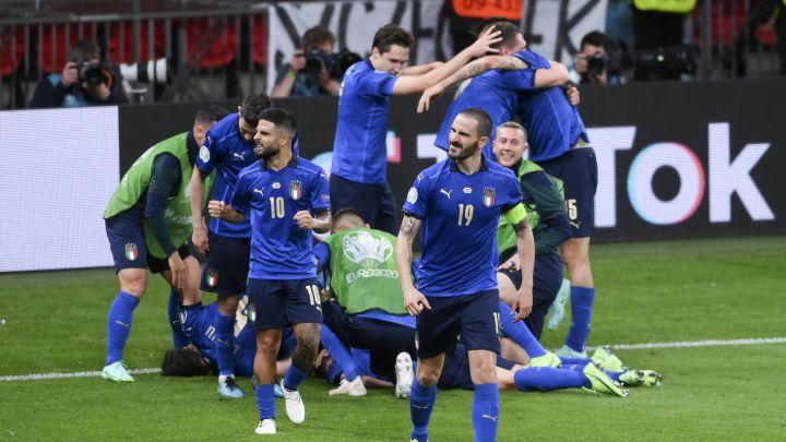 Italia 2 - Austria 1: resumen, resultado y goles. Eurocopa 2020 - AS.com