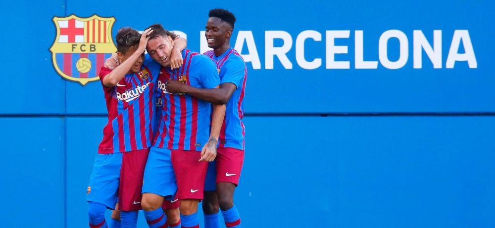 Barcelona 4-0 Nàstic: resumen, goles y resultado del partido