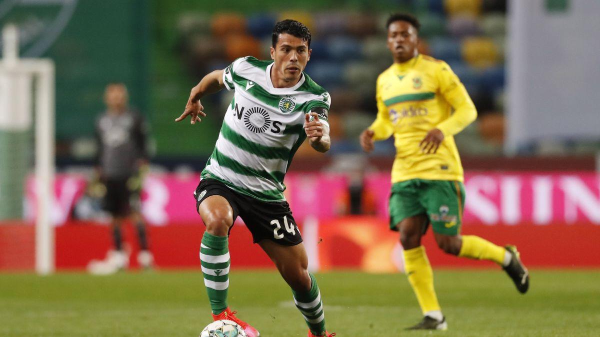 """Pedro Porro, al Sporting hasta 2025: """"No creo que Guardiola sepa ni que me  han fichado"""" - AS.com"""