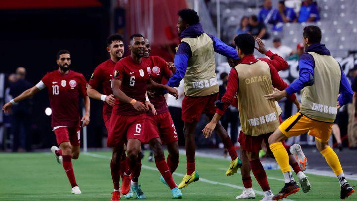 El sueño americano de Qatar en la Copa Oro.