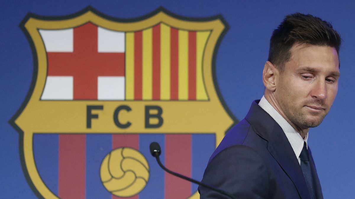 Barcelona: Messi exit could cost Camp Nou €137 million - AS English
