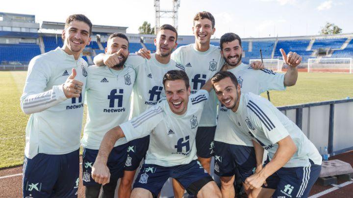 La Selección arrancará la temporada en Extremadura